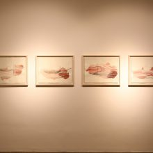 "Naiza Khan, ""Haft Paykar"" a group exhibition, installation view, 2019"