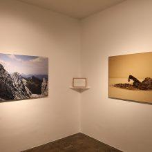 """Neža Knez, """"Haft Paykar"""" a group exhibition, installation view, 2019"""