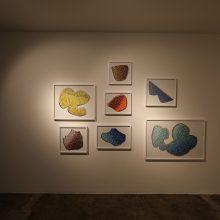 "Anna Khodorkovskaya, ""Haft Paykar"" a group exhibition, installation view, 2019"