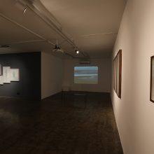 """Nicène Kossentini, """"Haft Paykar"""" a group exhibition, installation view, 2019"""