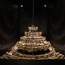 "Shana Abdollahian & Ehsan Alizadeh, ""Dystopia"", installation view, 2019"