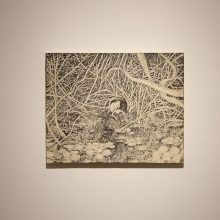 "Iman Ebrahimpour, ""Episode 04"" group exhibition, installation view, 2019"