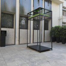 "Pooneh Oshidari, ""Hideout"", installation view, 2019"