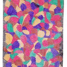 Salim Karami, untitled, pen on paper, 50 x 35 cm, unique edition