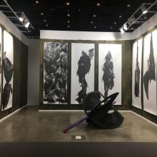 "Mohsen Gallery at ""Art Dubai 2018 "", installation view, 2018"