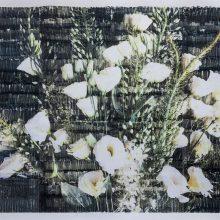 "Sasan Abri, ""Sunday 980312"", from ""Sundays"" series, image transferred on Rosaspina paper, 70 x 100 cm, unique edition, 2019"