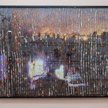 "Arya Tabandehpoor, ""Tendency"" series, Factory 03, installation view, 2020"