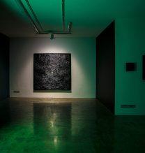 "Sara Ghajar, ""Higgs Boson"", Installation View, 2018"