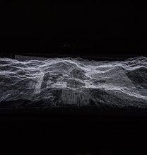 "Ashkan GH, ""Mahour"", Interactive Installation, 2018"