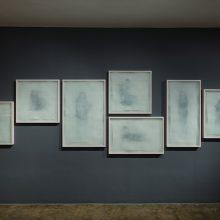 "Negin Mahzoun, ""Haft Paykar"" a group exhibition, installation view, 2019"