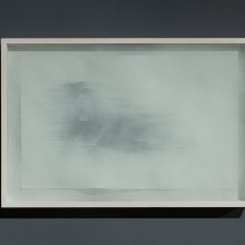 Negin Mahzoun, untitled, mixed media, 61.5 x 91.5 cm, 2019