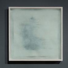 Negin Mahzoun, untitled, mixed media, 71.5 x 71.5 cm, 2019