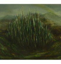 Untitled. oil on cardboard . 24.5 x 40.5 cm . 2015