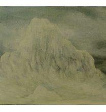 Untitled. oil on cardboard . 23 x 31cm . 2015