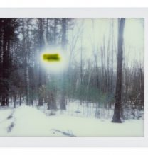 "Gohar Dashti, Untitled, From ""Alien"" Series, Polaroid Photography, 2017"