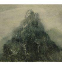 Untitled. oil on cardboard . 16 x 23.5 cm . 2016