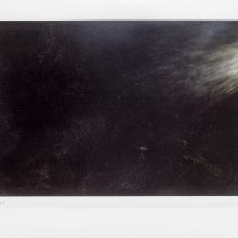 "Mehrdad Afsari, ""Representation #01"", from ""Photographs Afront"" series, polaroid photo, chromaluxe metal print, 125 x 157 cm, edition of 7 + AP, 2019"