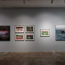 "Mahsa Nouri, ""Episode 06"" group exhibition, installation view, 2020"