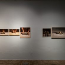 "Hosein Mohamadi, ""Episode 06"" group exhibition, installation view, 2020"