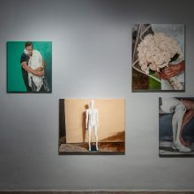 "Alireza Rajabi, ""Episode 06"" group exhibition, installation view, 2020"
