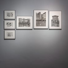 "Arezou Shahdadi, ""Episode 06"" group exhibition, installation view, 2020"