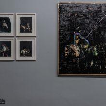 "Sogol Ahadi, ""Episode 06"" group exhibition, installation view, 2020"