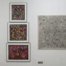 Tajesar jafari, Outsider Art Festival, Installation View, 2021