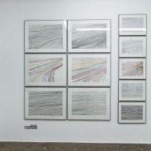 Nazanin Tayebeh, Outsider Art Festival, Installation View, 2021