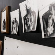 """Cluster 5"" exhibition, installation view, 2021"