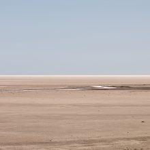 "Alireza Fani, from ""Fake Lake/Fake Desert"" series, archival print, 90 x 120 cm, 2014"