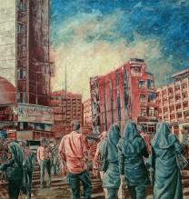 Ferdowsi—Oil-on-Canvas-–-130×175-cm—2015