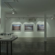 """The Hidden Law of Reason"" series, installation view, 2017"