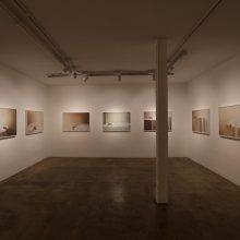 "Setare Sanjari,""Decomposition"", installation view, 2019"