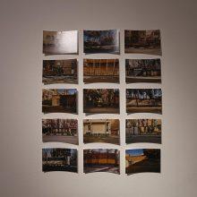 """Alireza Fani, """"In Tehran's Solitude"""", installation view, 2019"""