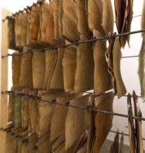 "Majid Biglari, From ""Experience of Dishevelment"" Series, Installation View, 2017"