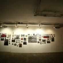 Mehdi Dandi, Installation View, 2017