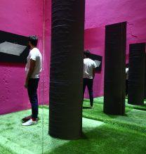 "Aliyar Rasti, ""Place"", installation at Pasio, 2018"