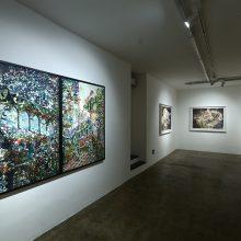 "Behrang Samadzadegan, ""Factory 02"" group exhibition, installation view, 2019"