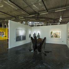 "Mohsen Gallery at ""Teer Art 2018"", installation view, 2018"