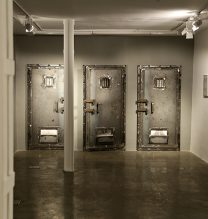 """The whispers and the half open doors   From """"Words from here and there"""" series   Installation   2016"""