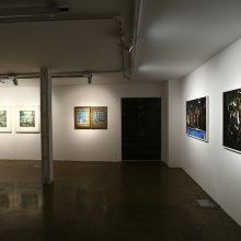 "Alireza Fani, ""Factory 01"" Group Exhibition, Installation View, 2018"