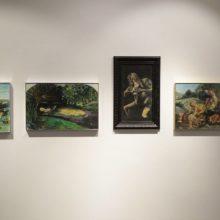 "Keiman Mahabadi, ""Episode 01: Prolongation"" group exhibition, installation view, 2016"
