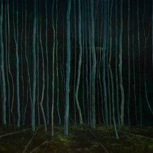 """Milad Jahangiri, untitled, from """"Despondency"""" series, oil on canvas, 130 x 200 cm, 2020"""