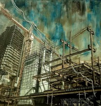 Motahari—Oil-on-Canvas-–-130×190-cm—2015