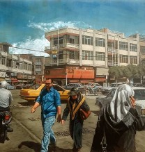Nezam-Abad—Oil-on-Canvas-–-130×220-cm-–-2015