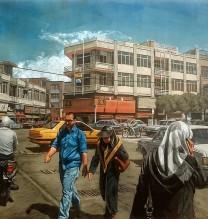 Nezam-Abad—Oil-on-Canvas-–-130×220-cm-–-2015
