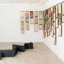 Majid Biglari, Artissima 2019, installation view