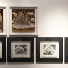 "Sara Sarmadi, ""Episode 01: Prolongation"" group exhibition, installation view, 2016"