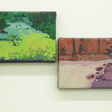 "Sourena Zamani, ""Episode 01: Prolongation"" group exhibition, installation view, 2016"