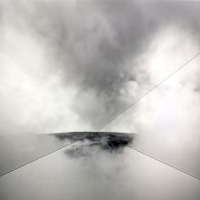 "Mehdi Abdolkarimi, Untitled, from "" Techtophoto"" series, 108 x 191.5 x 20 cm, photo installation Diasec, edition of 3 + AP, 2015"